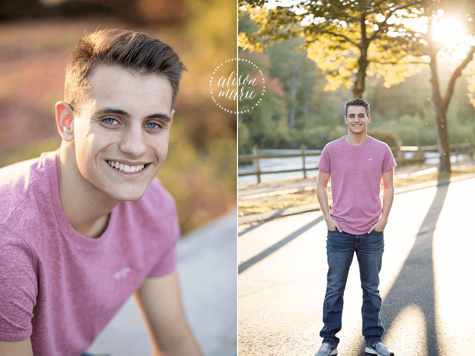 Western Massachusetts & Connecticut Senior Portraits