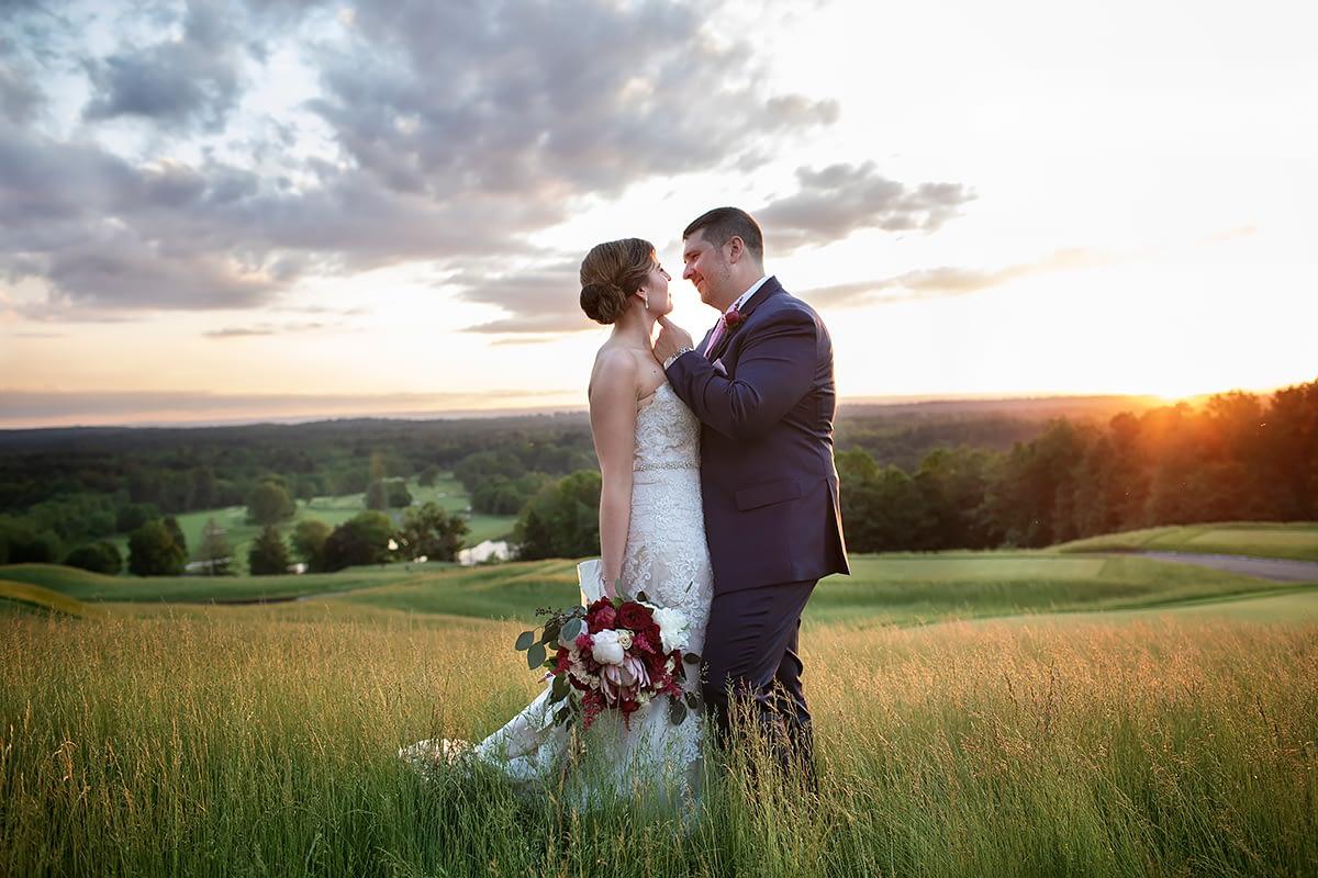New England Outdoor Wedding