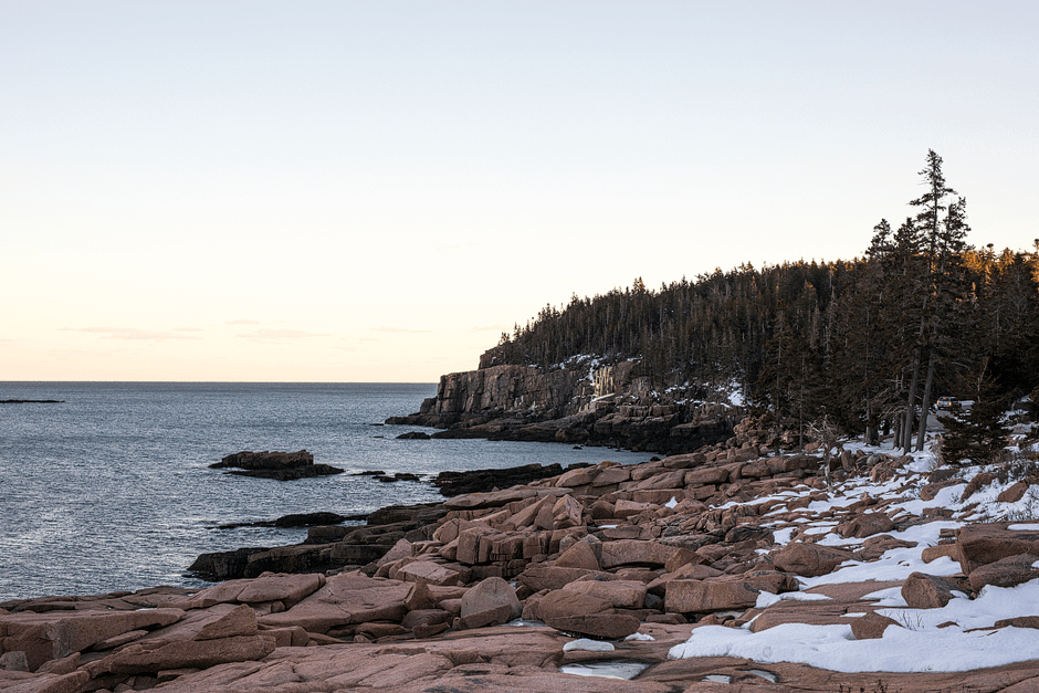 acadia national park alison marie photography elopement photography