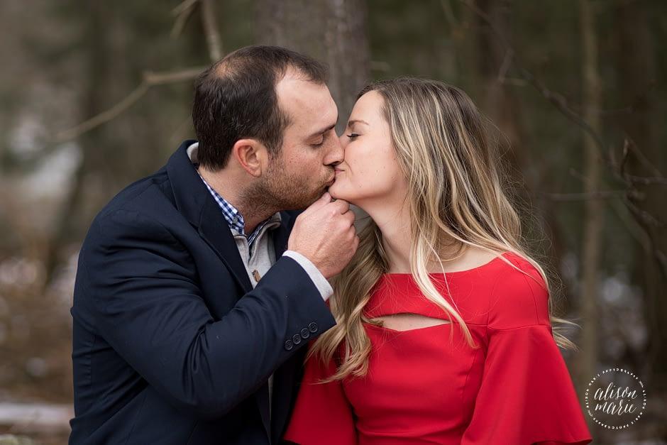 MA Engagement Photographer
