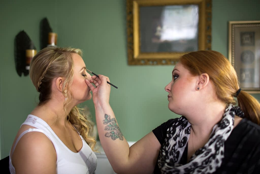 ct wedding vendors photographer hair and make up