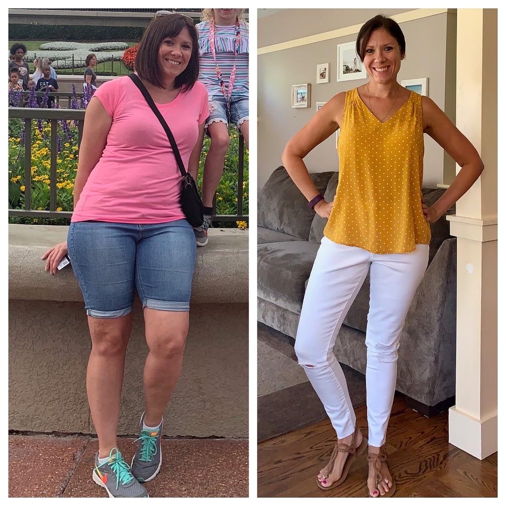 16 weeks on Stronger U Nutrition