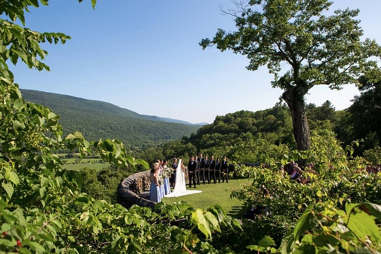 The Hildene Estate Wedding